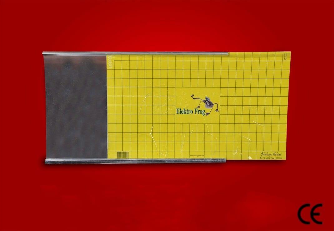 Sinek Tutucu Yapışkan Bant - 45X25 CM